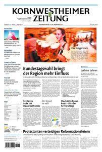 Kornwestheimer Zeitung - 23. September 2017