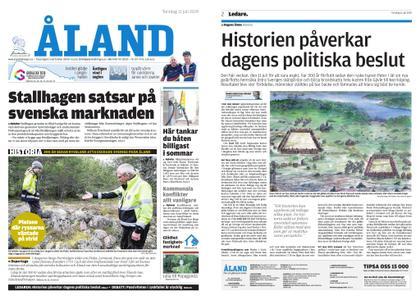 Ålandstidningen – 11 juli 2019