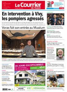 Le Courrier de l'Ouest Nord Anjou – 28 octobre 2019