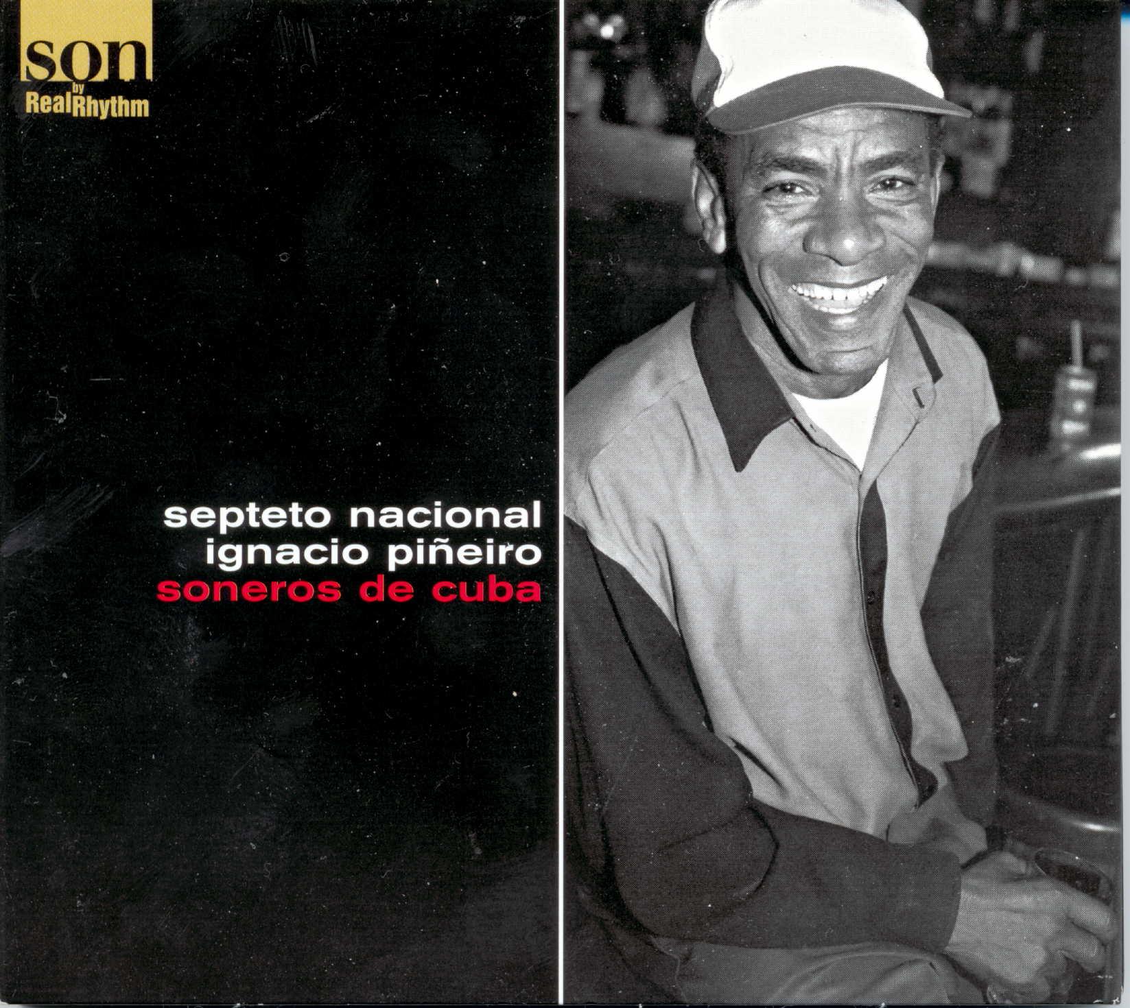 Septeto Nacional - Soneros de Cuba  (1998)