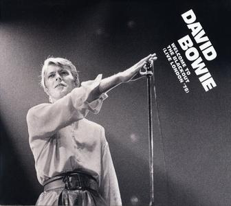 David Bowie - Welcome to the Blackout (Live London '78) (2018) {2CD Set Parlophone CDDB 7782}