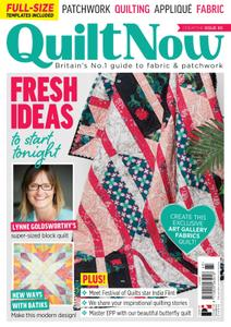 Quilt Now – July 2019