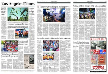 Los Angeles Times – July 25, 2020