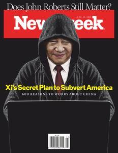 Newsweek USA - November 06, 2020