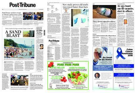 Post-Tribune – March 21, 2018