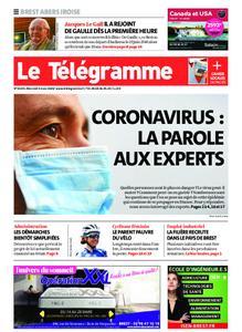Le Télégramme Brest Abers Iroise – 04 mars 2020