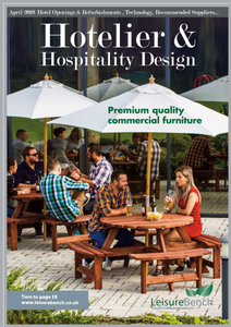 Hotelier & Hospitality Design - April 2019