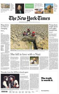 International New York Times - 15-16 June 2019