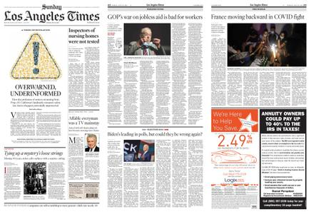 Los Angeles Times – July 26, 2020