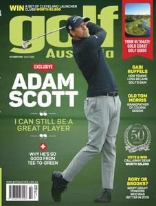 Golf Australia - October 2019