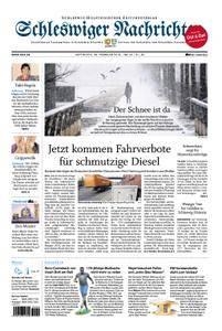 Schleswiger Nachrichten - 28. Februar 2018