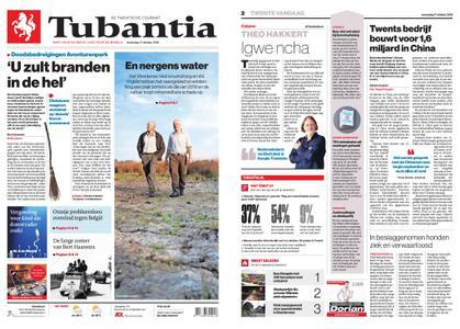 Tubantia - Enschede – 17 oktober 2018