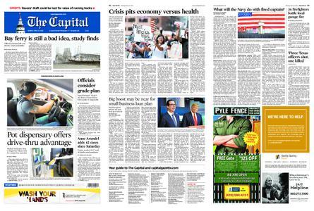 The Capital – April 20, 2020