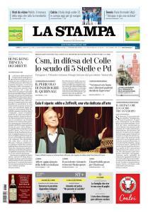 La Stampa Imperia e Sanremo - 16 Giugno 2019