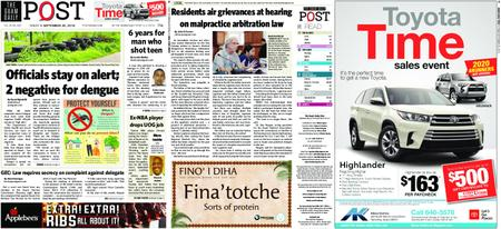 The Guam Daily Post – September 20, 2019