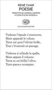 Rene Char - Poesie