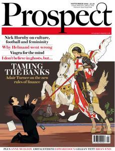 Prospect Magazine - September 2009