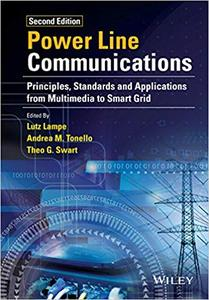 Power Line Communications: Principles, Standards and Applications from Multimedia to Smart Grid (Repost)