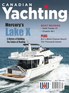 Canadian Yachting - April 2019