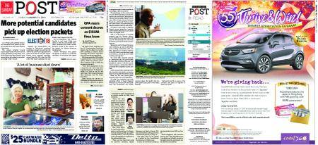 The Guam Daily Post – January 21, 2018
