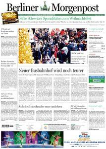Berliner Morgenpost – 09. Dezember 2019