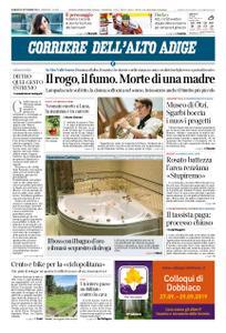 Corriere dell'Alto Adige – 20 settembre 2019