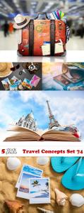Photos - Travel Concepts Set 74