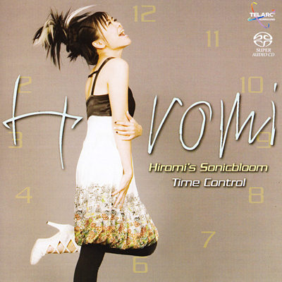 Hiromi - Hiromi's Sonicbloom: Time Control (2007) [2.0 & 5.1] PS3 ISO + Hi-Res FLAC