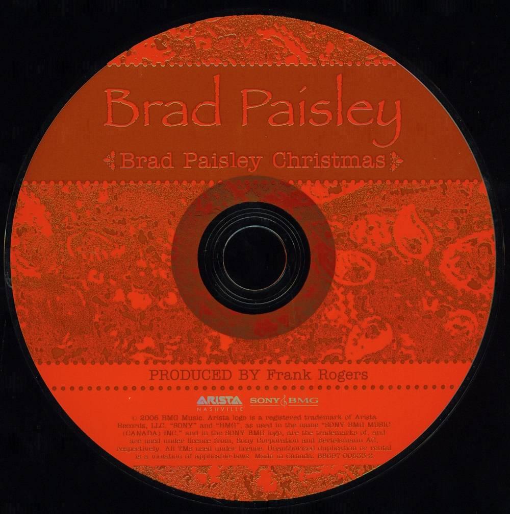 Brad Paisley - Brad Paisley Christmas (2006) / AvaxHome