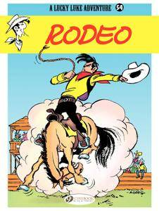 Comic Fill -Lucky Luke 054 - Rodeo 2015 Cinebook digital
