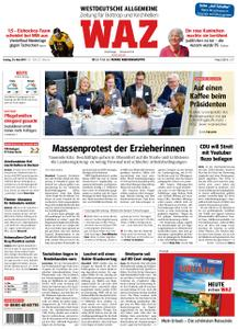WAZ Westdeutsche Allgemeine Zeitung Bottrop - 24. Mai 2019
