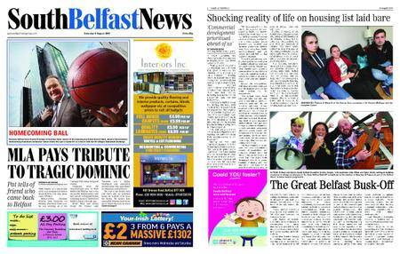 South Belfast News – August 02, 2018