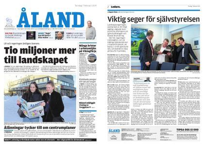 Ålandstidningen – 07 februari 2019