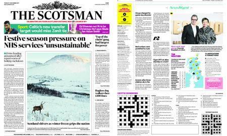 The Scotsman – December 12, 2017