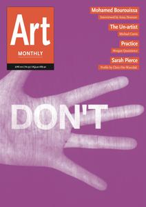 Art Monthly - June 2012   No 357