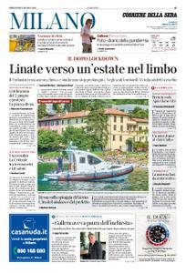 Corriere della Sera Milano – 03 giugno 2020