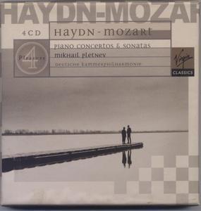 Mikhail Pletnev, Deutsche Kammerphilharmonie - Haydn & Mozart: Piano Concertos & Sonatas (2003)