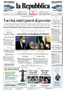 la Repubblica - 15 Marzo 2021