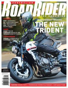 Australian Road Rider - August 2021