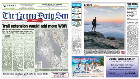 The Laconia Daily Sun – October 15, 2021