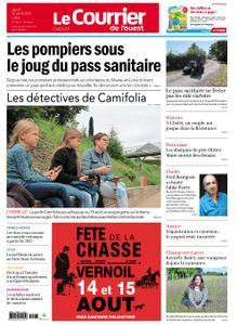 Le Courrier de l'Ouest Cholet – 12 août 2021