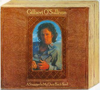 Gilbert O'Sullivan - A Stranger In My Own Back Yard (1974) Remastered Reissue 2012
