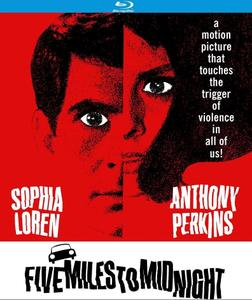 Five Miles to Midnight (1962) Le couteau dans la plaie + Extra