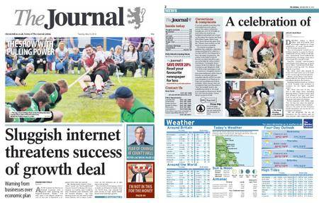 The Journal – May 29, 2018