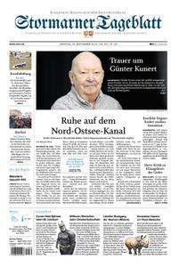 Stormarner Tageblatt - 23. September 2019