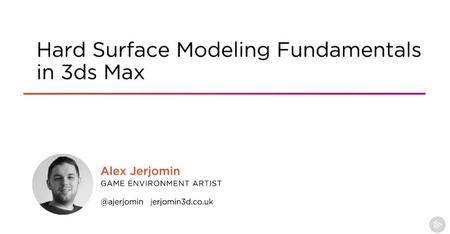Hard Surface Modeling Fundamentals in 3ds Max