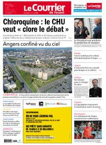 Le Courrier de l'Ouest Angers – 01 avril 2020