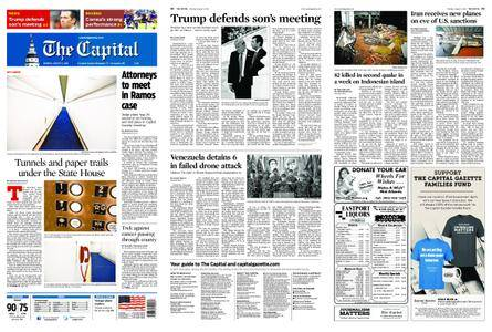 The Capital – August 06, 2018