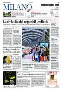 Corriere della Sera Milano – 03 agosto 2020