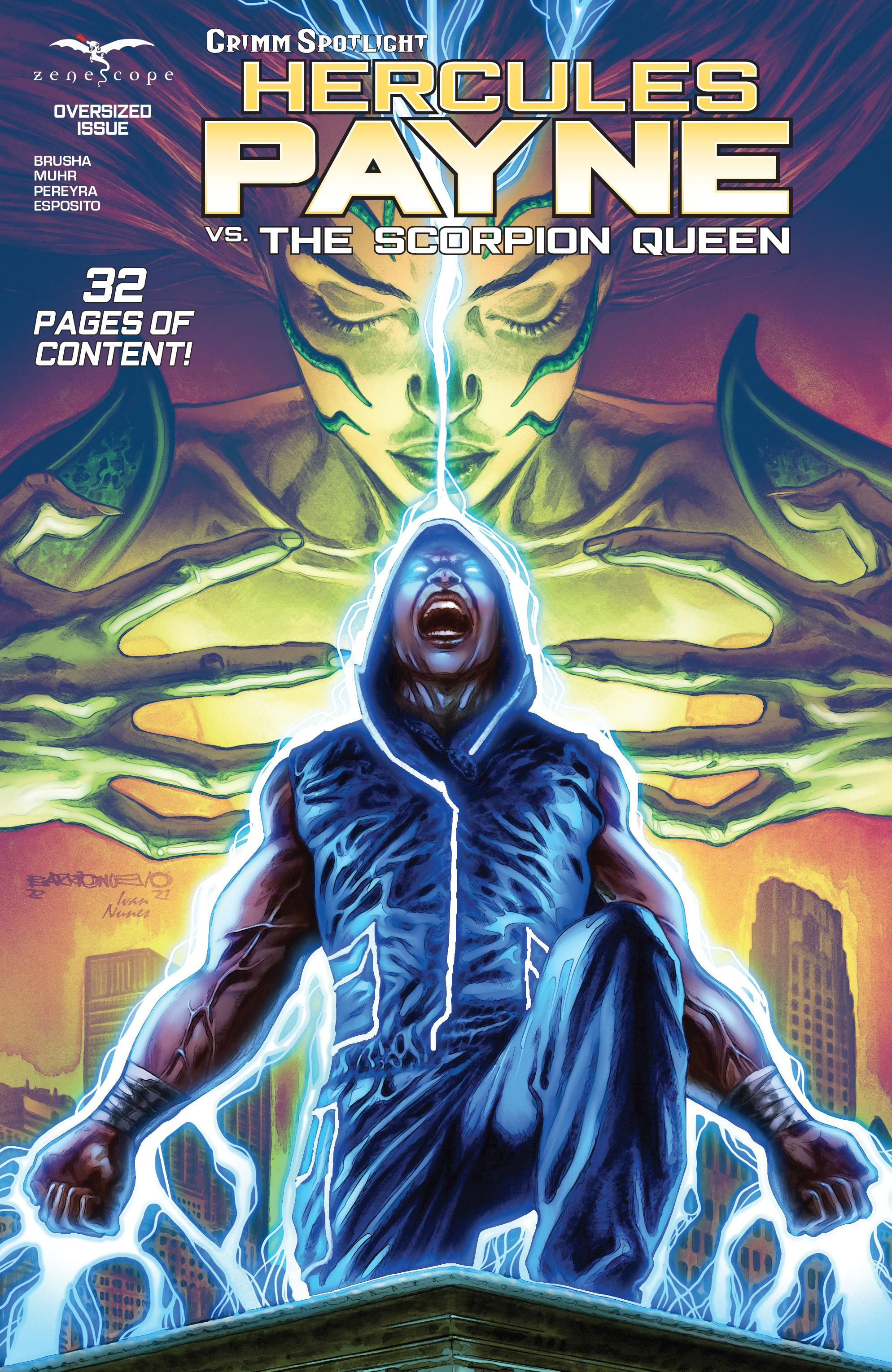 Grimm Spotlight - Hercules Payne vs the Scorpion Queen (2021) (digital) (The Seeker-Empire